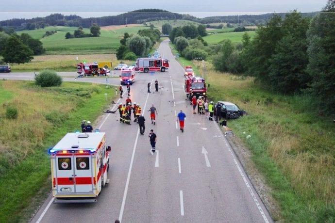 Unfall B300 Muttershofen 20072019 2
