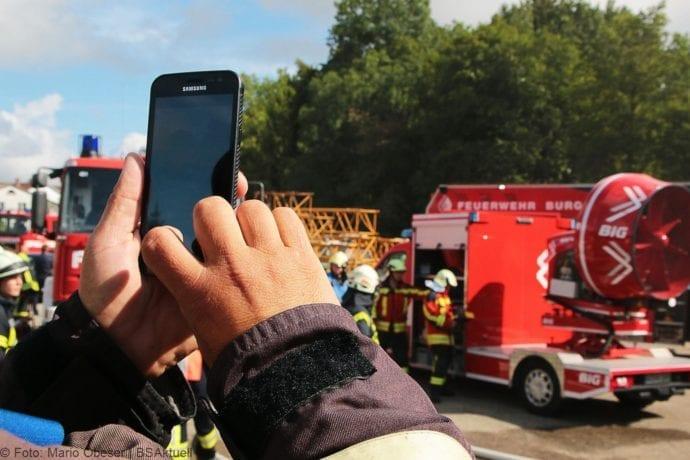 Brand in Halle Jettingen 08082019 8