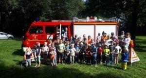 Ferienprogramm Feuerwehr Wittislingen 2019 2