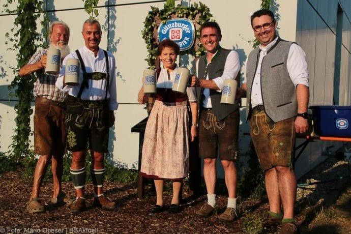 Festbierprobe – Volksfest Günzburg 2019 9