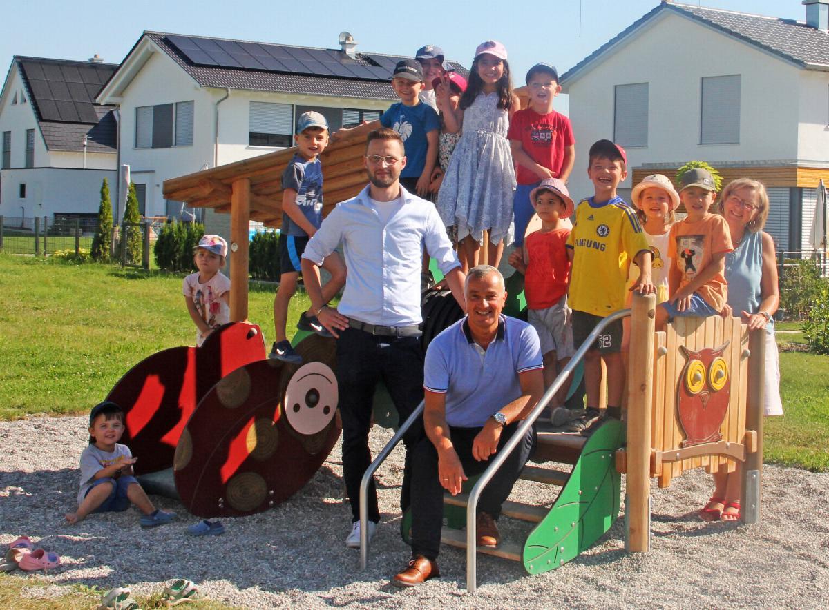 Nornheim Spielplatz Spielgerät