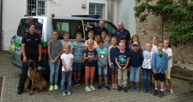 Polizei Rain Ferienprogramm 2019