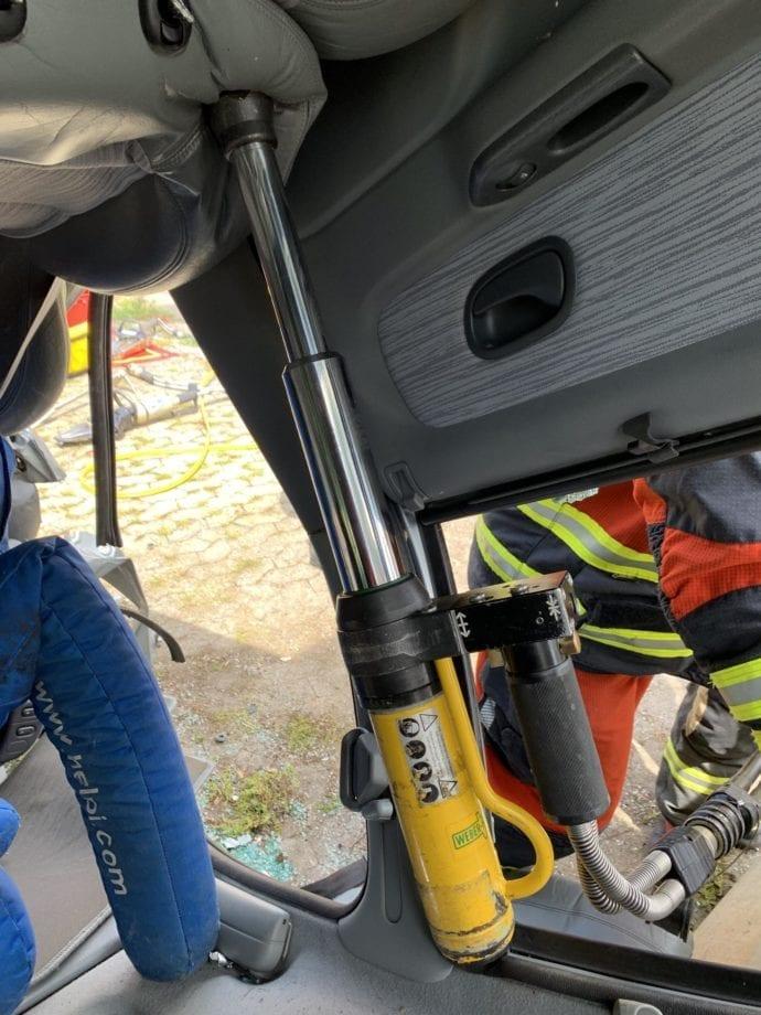 Technische Rettung Seminar Feuerwehr Günzburg Feuerwehr Dillingen 1