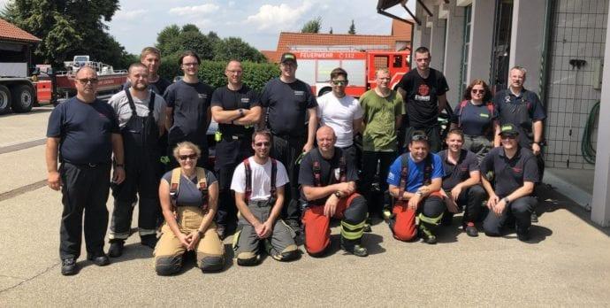Technische Rettung Seminar Feuerwehr Günzburg Feuerwehr Dillingen 4
