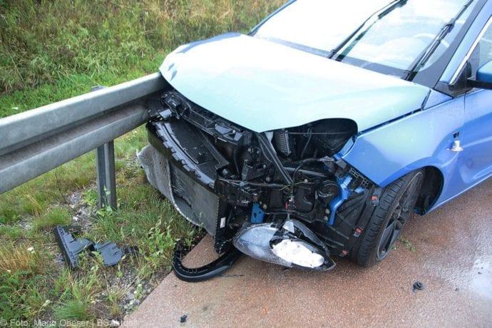 Unfall A8 Burgau-Günzburg Aquaplaning 10082019 4