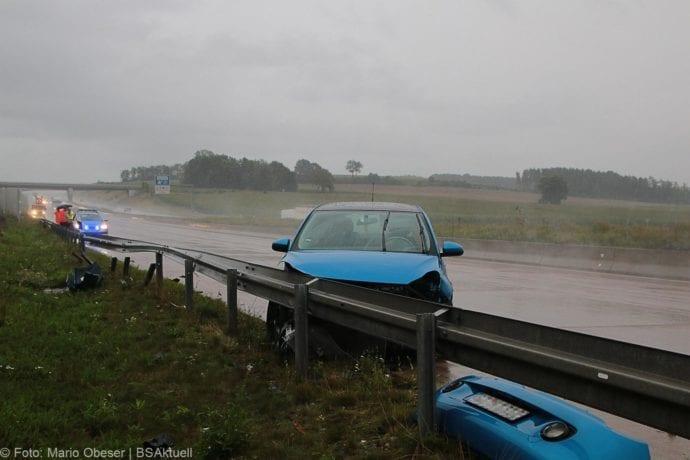 Unfall A8 Burgau-Günzburg Aquaplaning 10082019 5