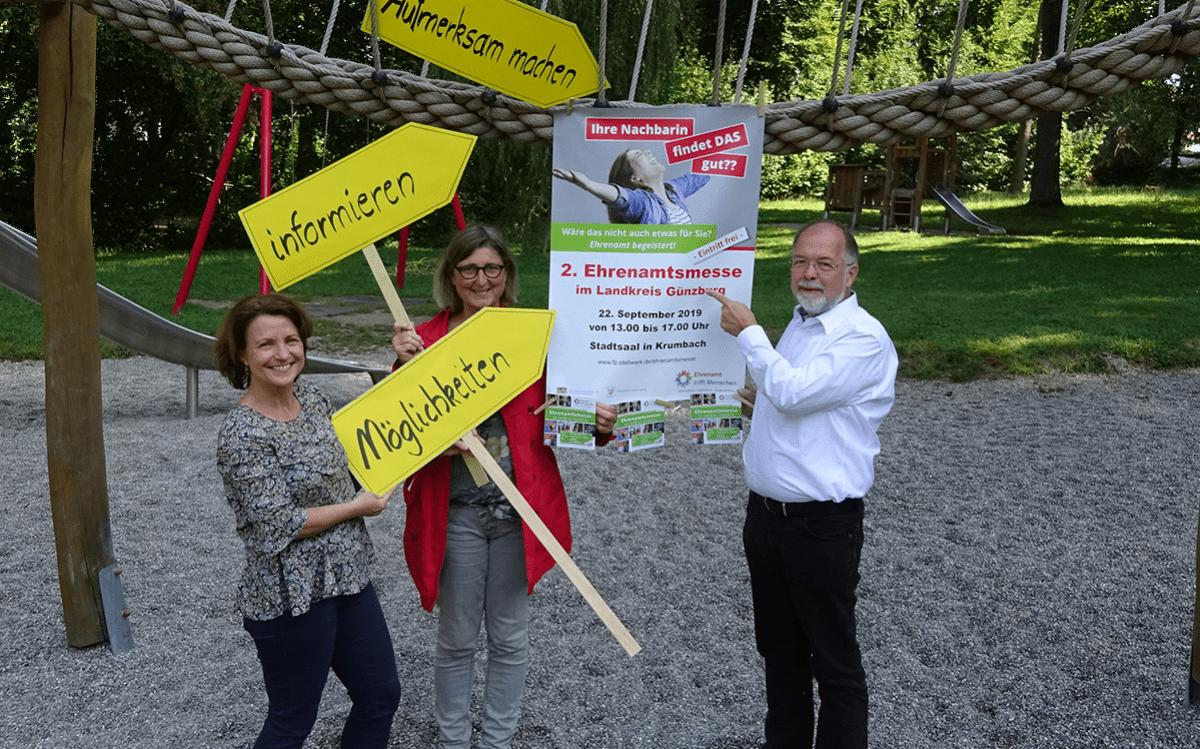 Ehrenamtsmesse-Landkreis-Günzburg 2019