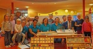 Günzburg KinderhausHagenweide_Elternbeirat_Spende_Kinder