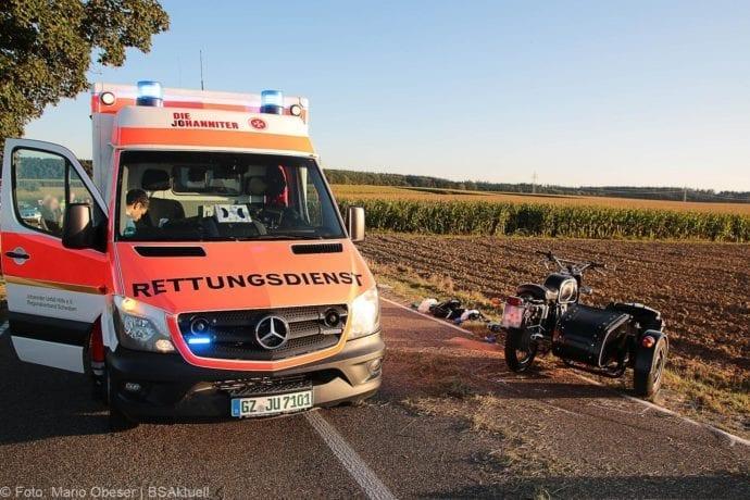 Motorradunfall ST2023 Rieden-Kissendorf 21092019 2