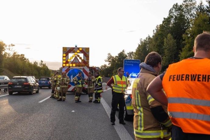 Mutter Unfall A96 Windach tödlich 25092019 5