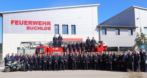 PP Schwaben Sued-West – Neue Beamte 2019