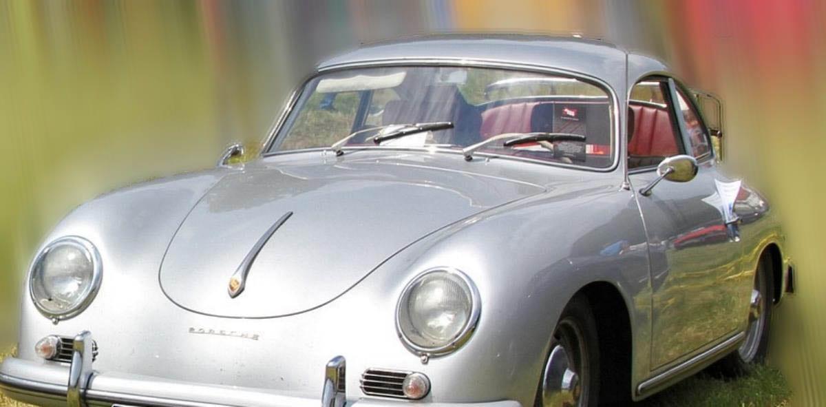 Porsche Oldtimer 356