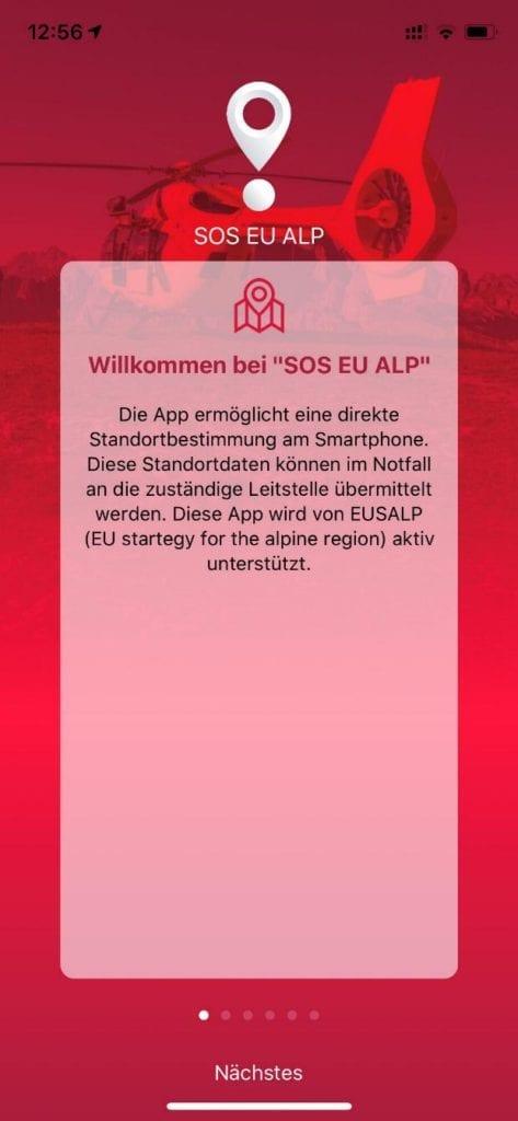 SOS EU ALP 21