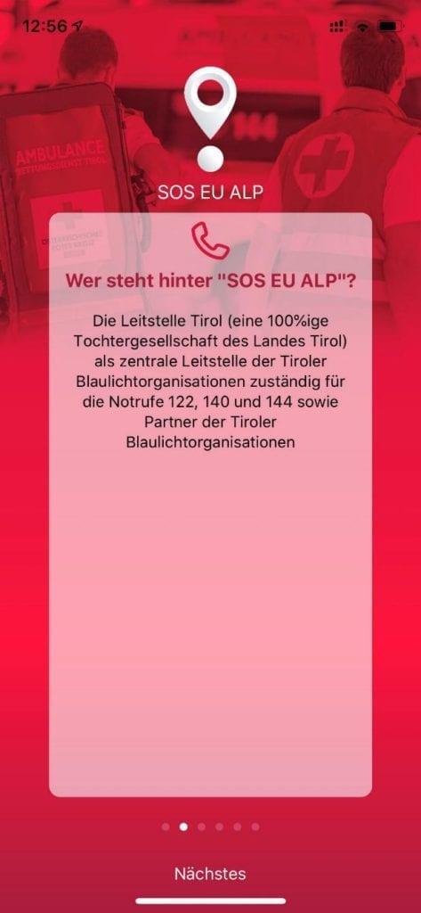 SOS EU ALP 3