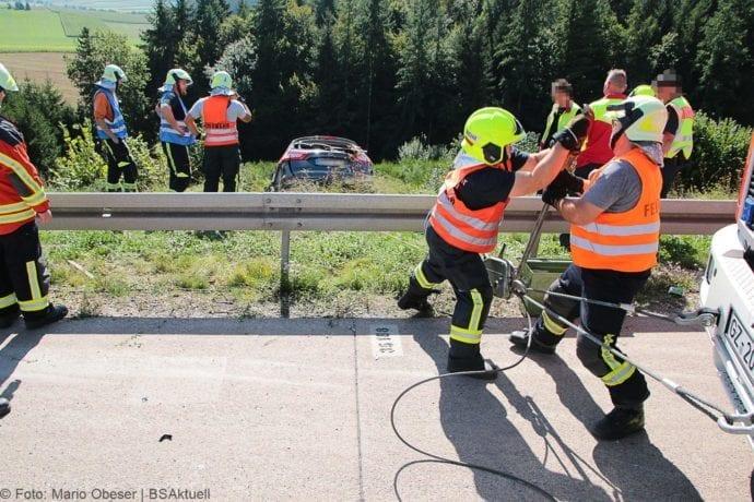 Unfall A8 Burgau-Zusmarshausen 12092019 1