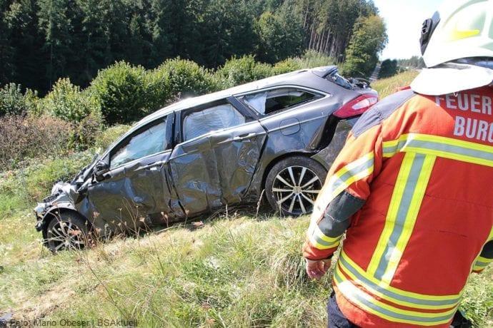Unfall A8 Burgau-Zusmarshausen 12092019 13