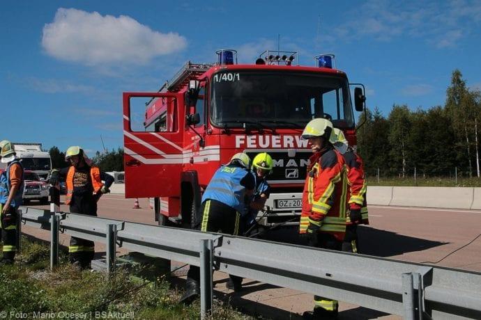 Unfall A8 Burgau-Zusmarshausen 12092019 14