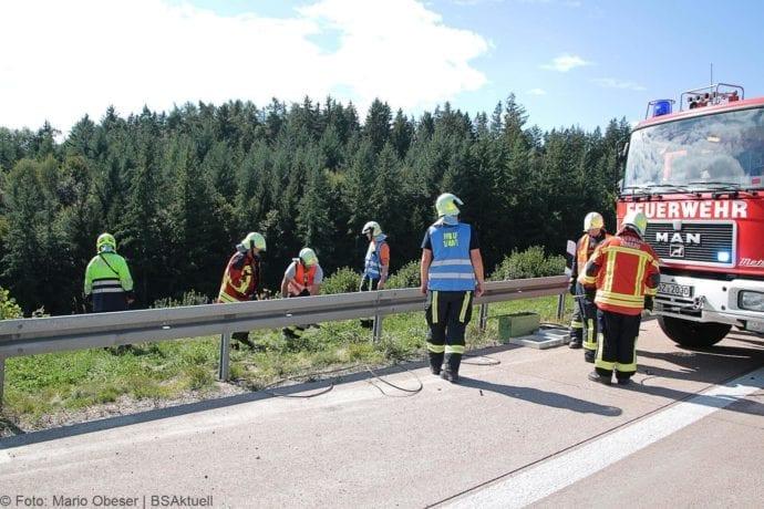 Unfall A8 Burgau-Zusmarshausen 12092019 18
