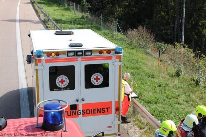 Unfall A8 Burgau-Zusmarshausen 12092019 23