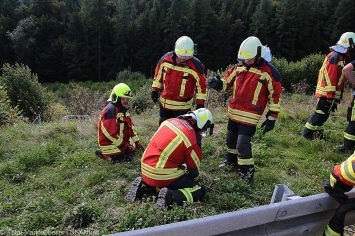 Unfall A8 Burgau-Zusmarshausen 12092019 26