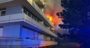 Augsburg Wohnungsbrand 08102019