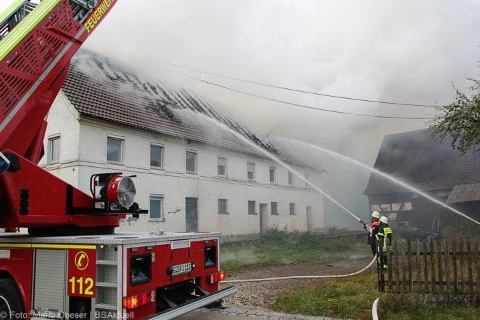Brand Bibertal-Ettlishofen Gebäude 04102019 12