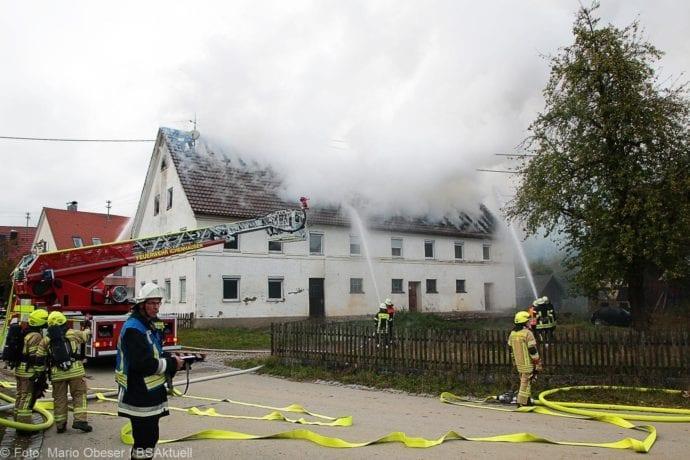 Brand Bibertal-Ettlishofen Gebäude 04102019 13