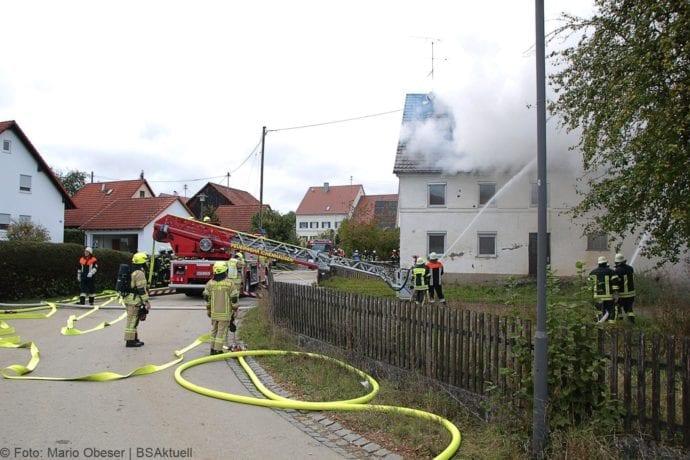 Brand Bibertal-Ettlishofen Gebäude 04102019 14