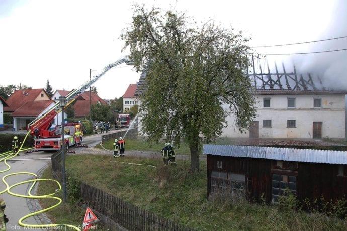 Brand Bibertal-Ettlishofen Gebäude 04102019 23