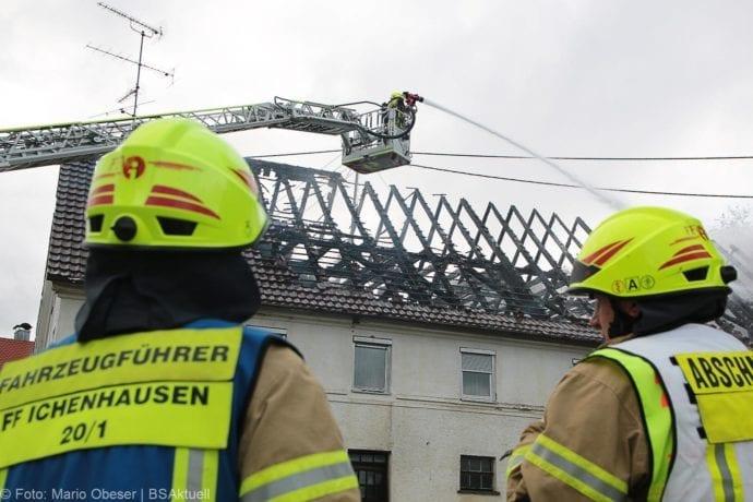 Brand Bibertal-Ettlishofen Gebäude 04102019 32
