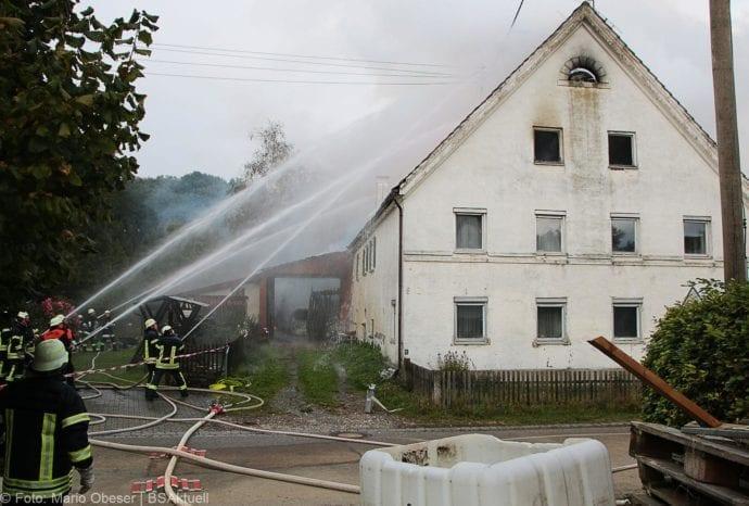 Brand Bibertal-Ettlishofen Gebäude 04102019 6