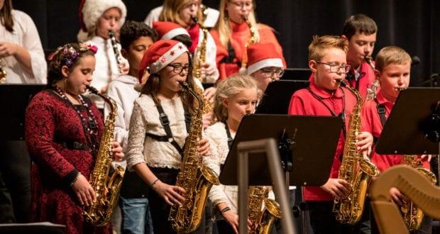 Adventskonzert Städtischee Musikschule Günzburg