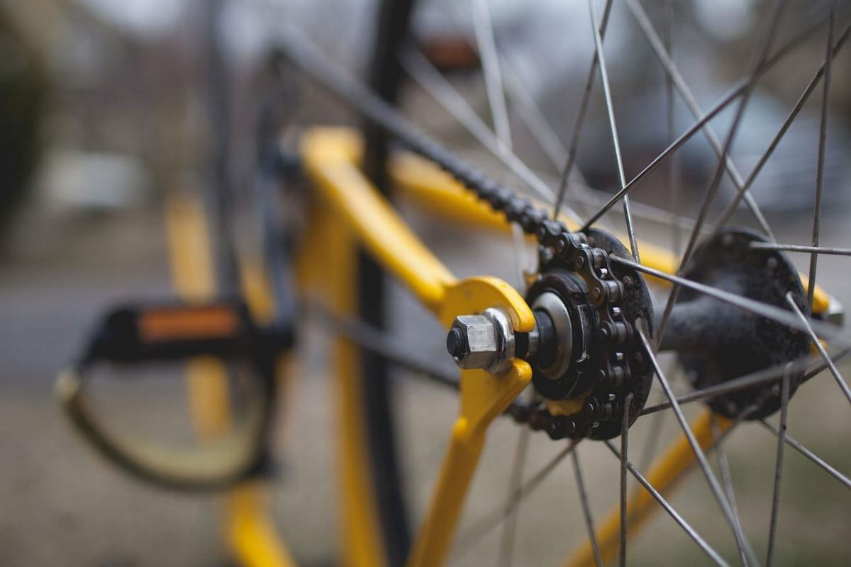 Fahrrad Radnabe