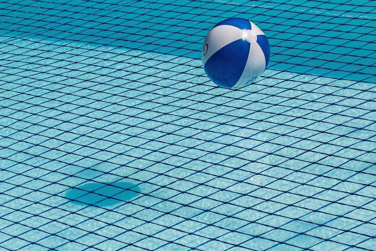 Schwimmbad Schwimmbecken