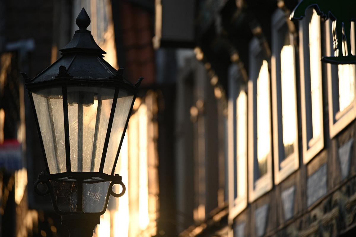 Strassenlaterne Strassenlampe