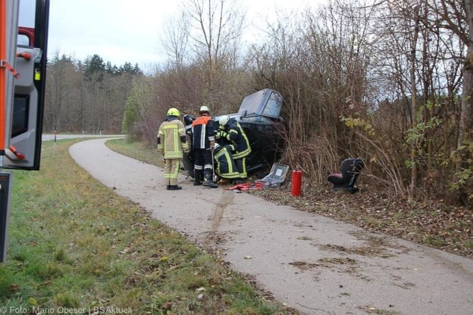 Unfall Autenried – Biberberg 28112019 1