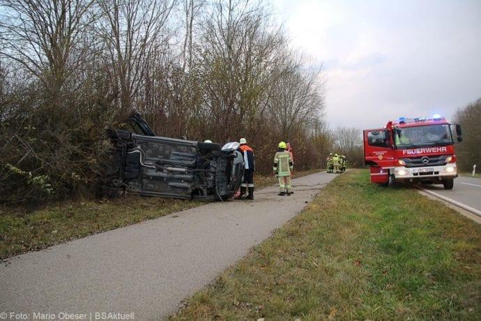 Unfall Autenried – Biberberg 28112019 2