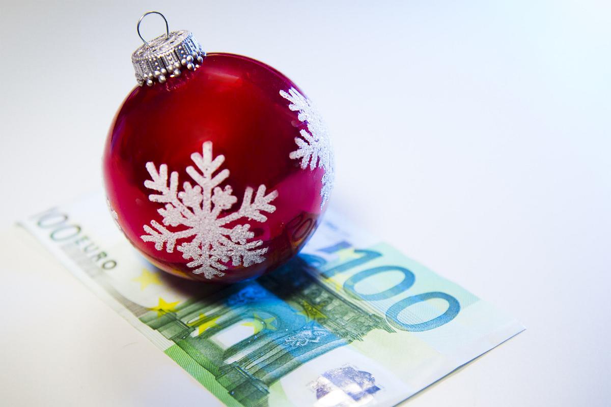 Weihnachtsgeld NGG