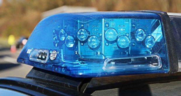 Blaulicht Einsatzfahrzeug