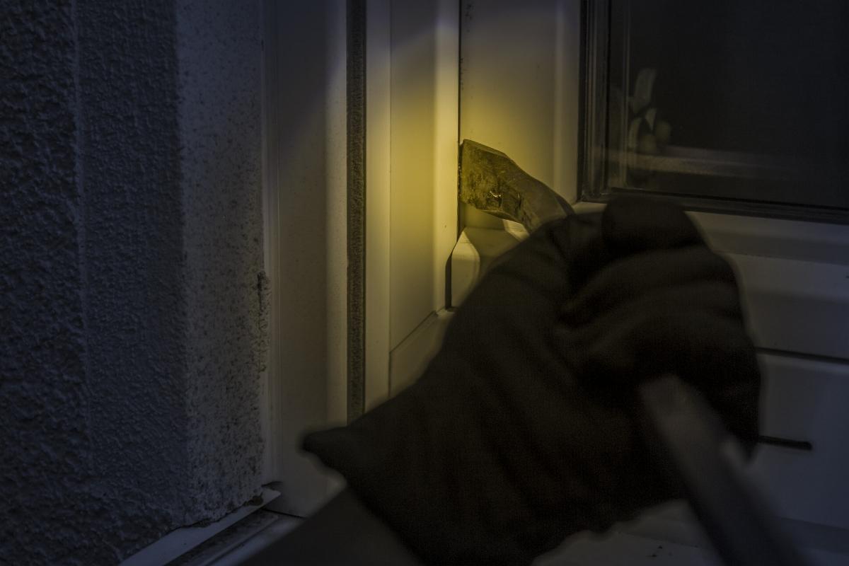 Einbruch Fenster Tuere