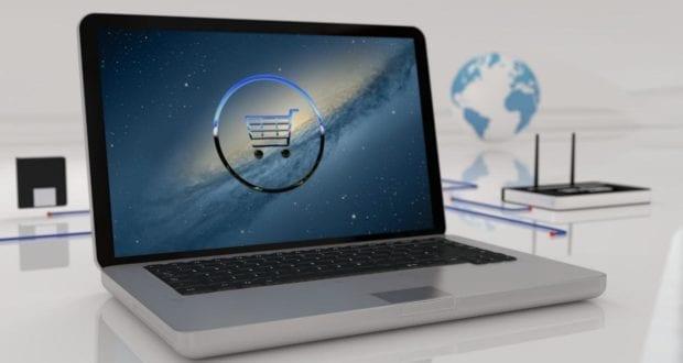 Einkauf Internet