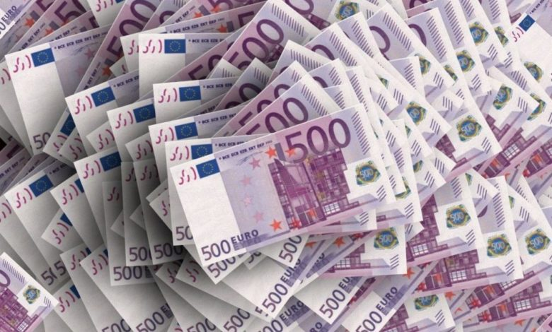 Euro Geldscheine 500 Euro
