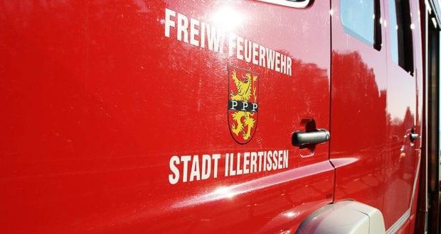 Feuerwehrfahrzeug Illertissen