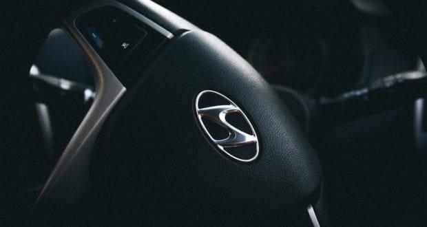 Hyundai Lenkrad