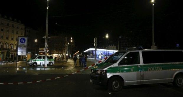 Königsplatz Augsburg Streit Tödlich 06122019