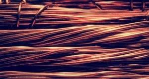 Kupfer Kabel