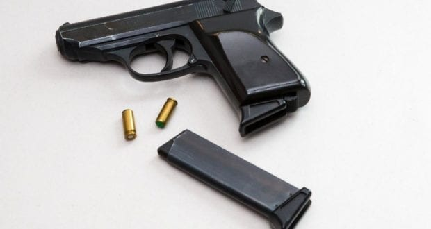 PTB-Waffe Schreckschusspistole
