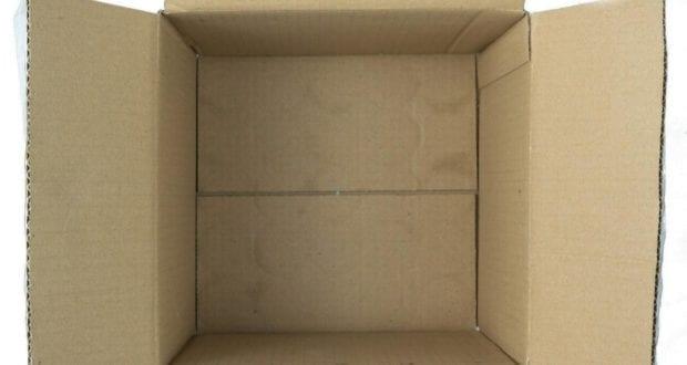 Schachtel Leer Paket