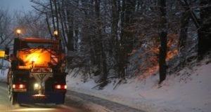 Streudienst Winterdienst