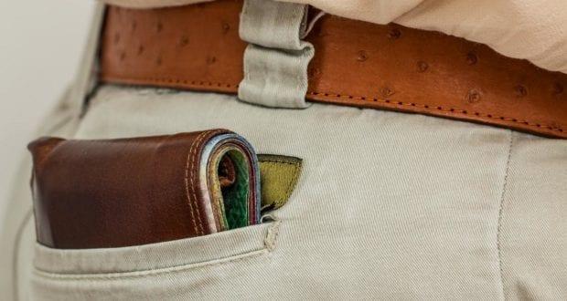 Taschendiebstahl Diebstahl Geldbeutel